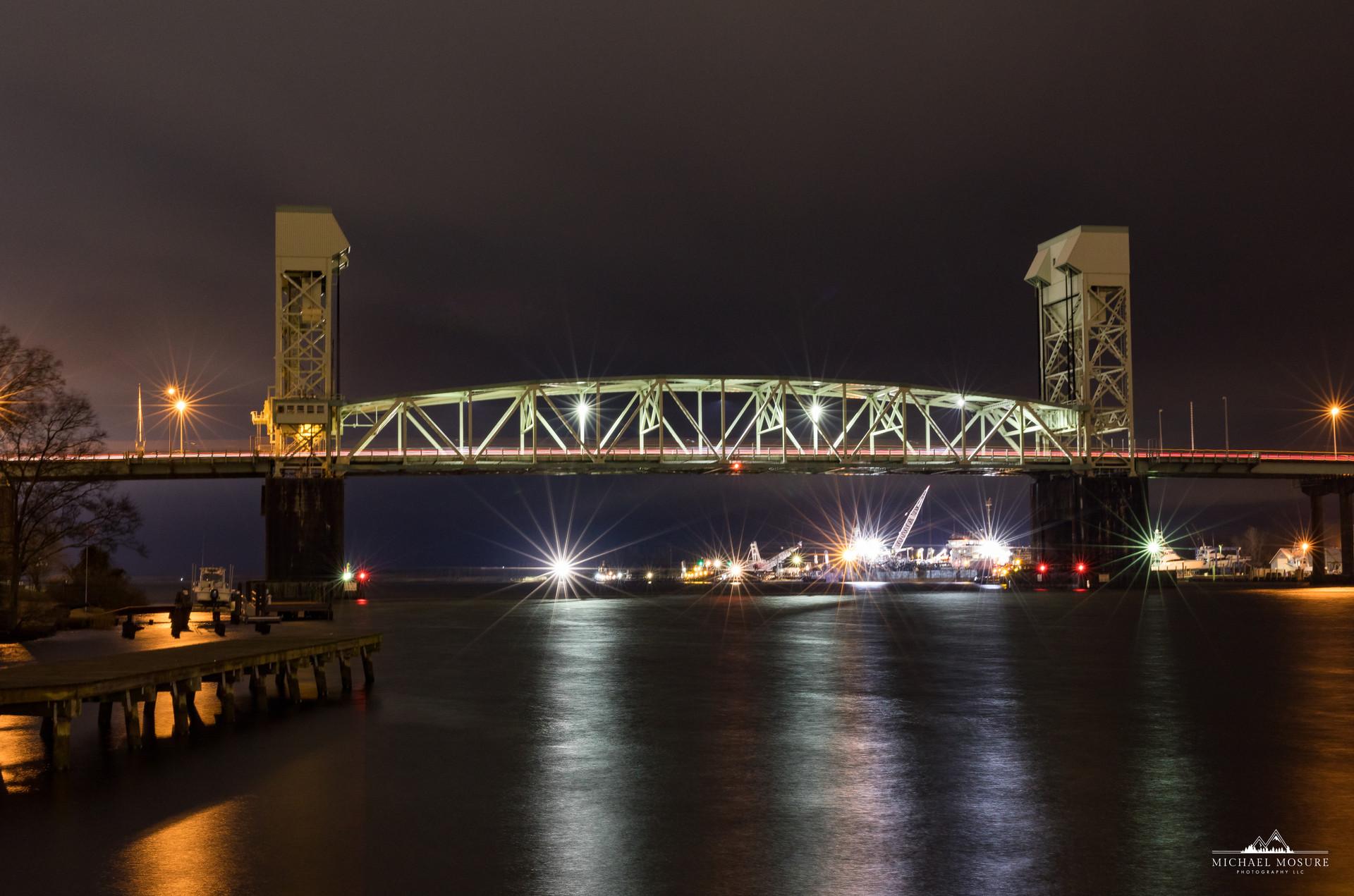 Cape Fear Memorial Bridge Exposure