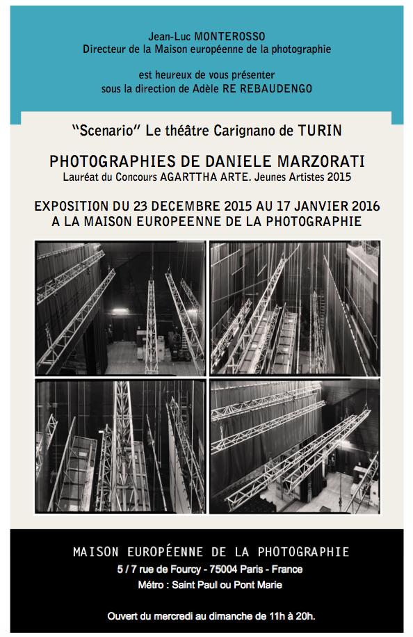 Maison européenne de la photographie_Daniele Pio Marzorati