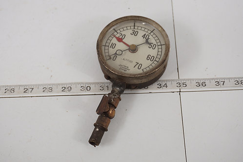 Altitude Gauge Mfg By Jas P Marsh And Co