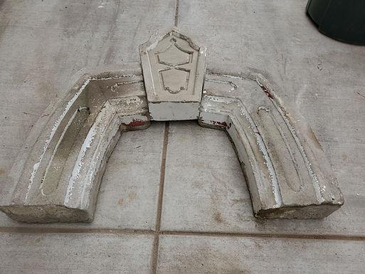 Architectural Stone Façade - Ornamental Window Arch