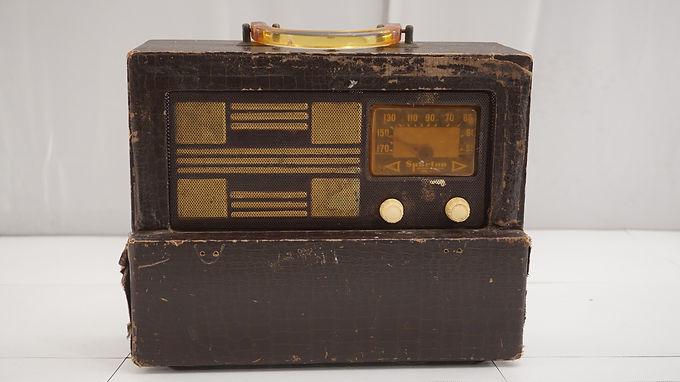 1946 Sparton Tube Radio Model 6 A M06