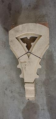 Architectural Terracotta Gothic Ornament