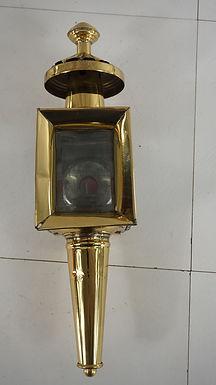 Brass Carriage Lantern