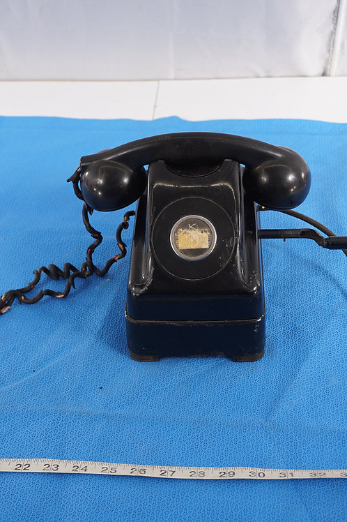 1940s Crank Telephone By Kellogg Switchboard and Supply Co