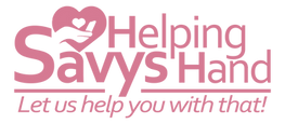 SavysHelpingHand OFFICIAL LOGO (2019 rem