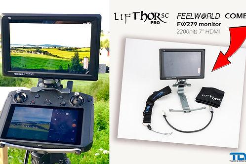 "LifThor SC Pro / FeelWorld FW279 7"" COMBO"