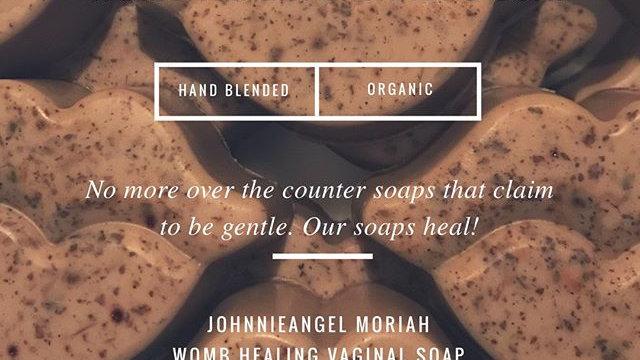 Womb Healing Yoni Soap