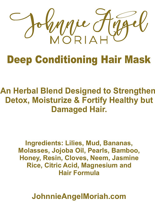 Conditioning Hair Mask