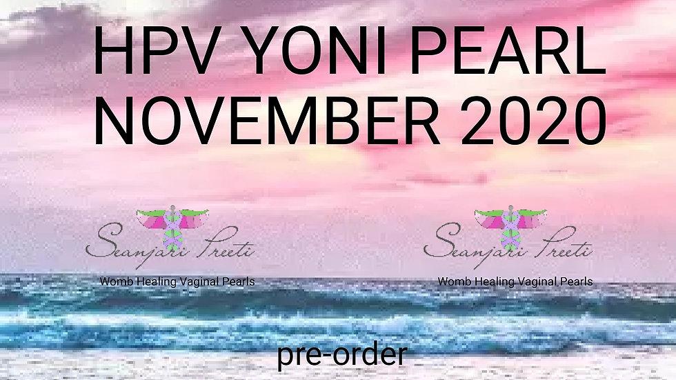 HPV Yoni Pearl PreSale