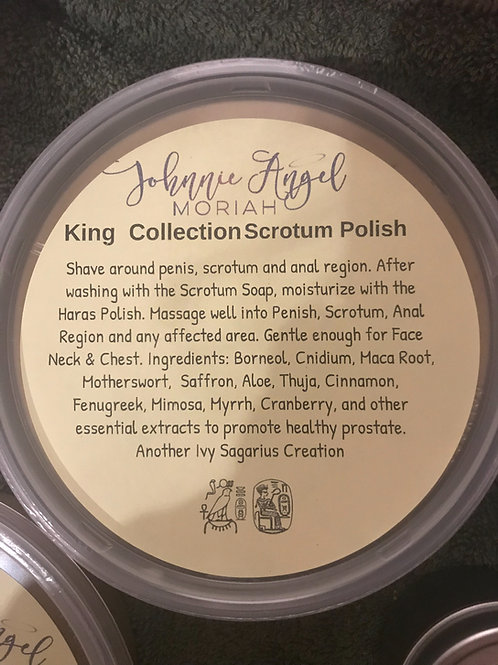 King Scrotum Healing Polish