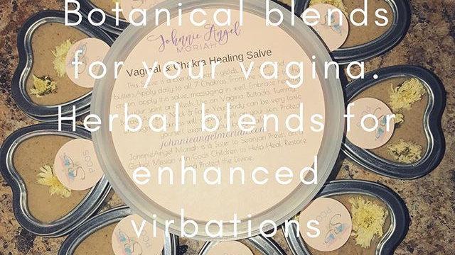 natural vegan herbal salve