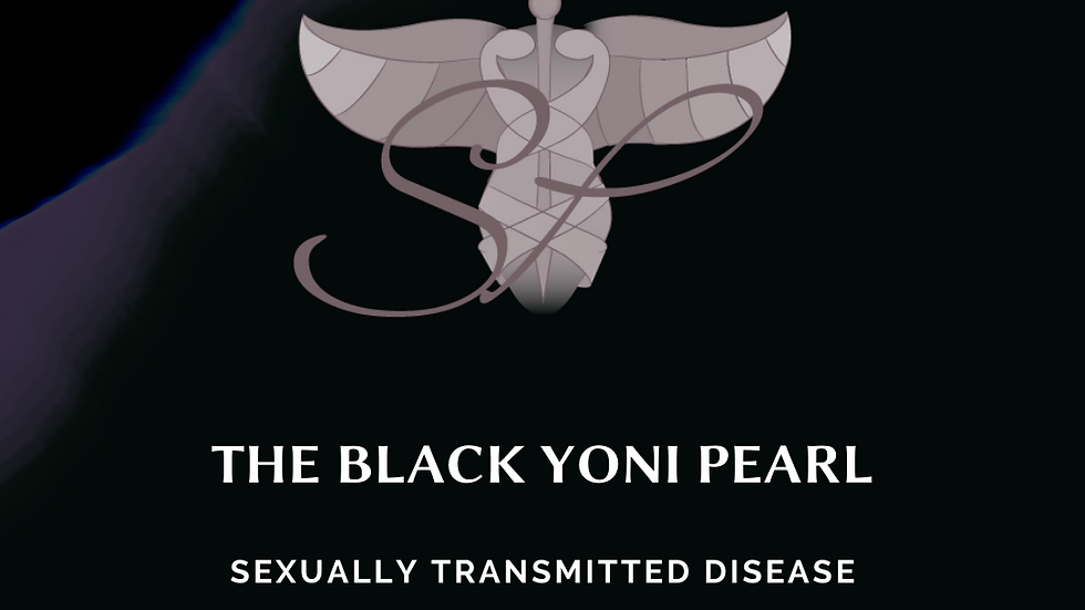 SEXUALLY TRANSMITTED DISEASE Womb Healing Vaginal Pearl