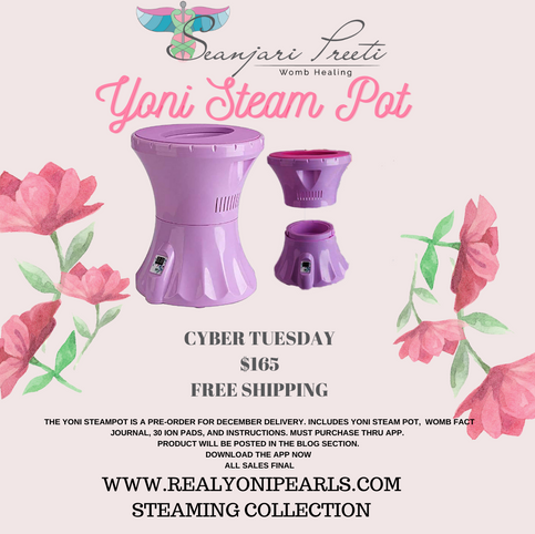 Yoni Beauty Steam Pot and Tools