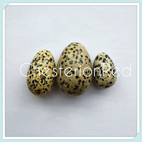 Dalmation Yoni Egg