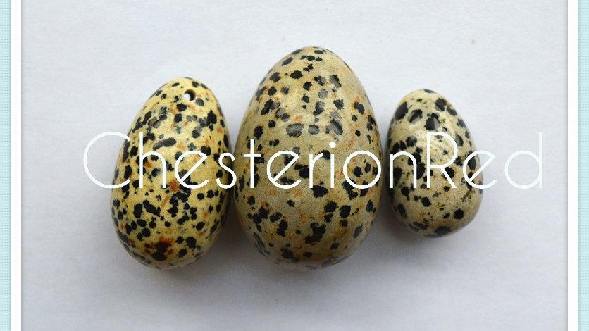 Dalmation Yoni Egg
