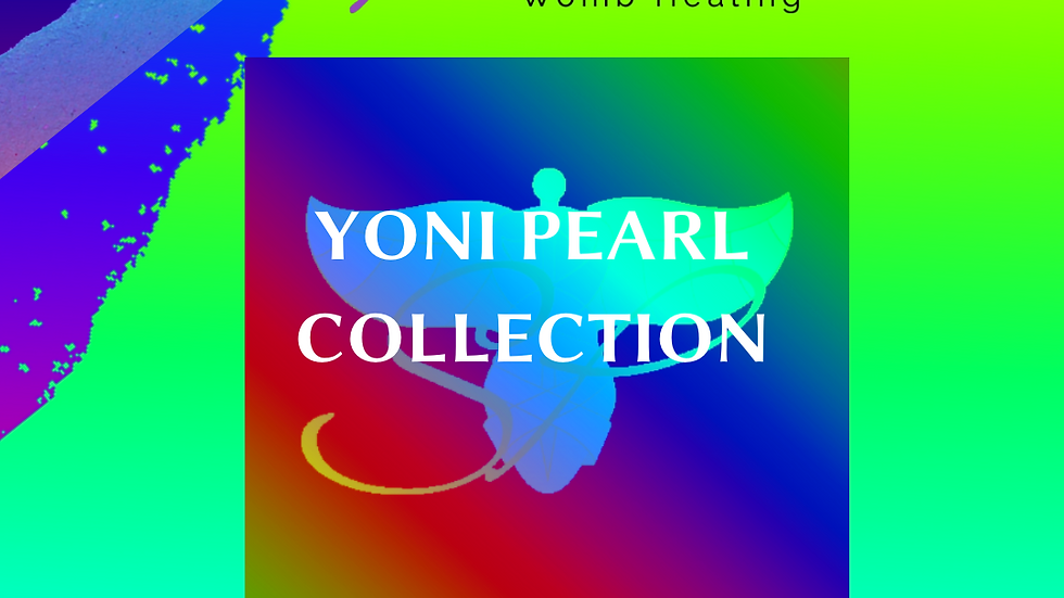 12 REAL YONI PEARL | PEARL COLLECTION | 12 FORMULAS