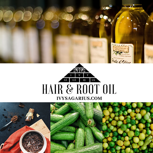 Hair and Root Oil