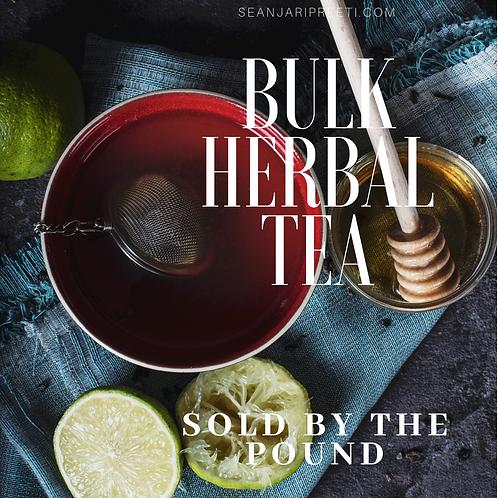 Bulk Herbal Tea 1 Pound