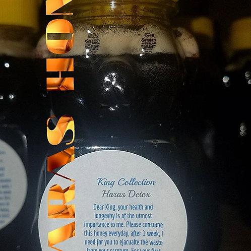Mens Prostate Scrotum Detoxing Honey