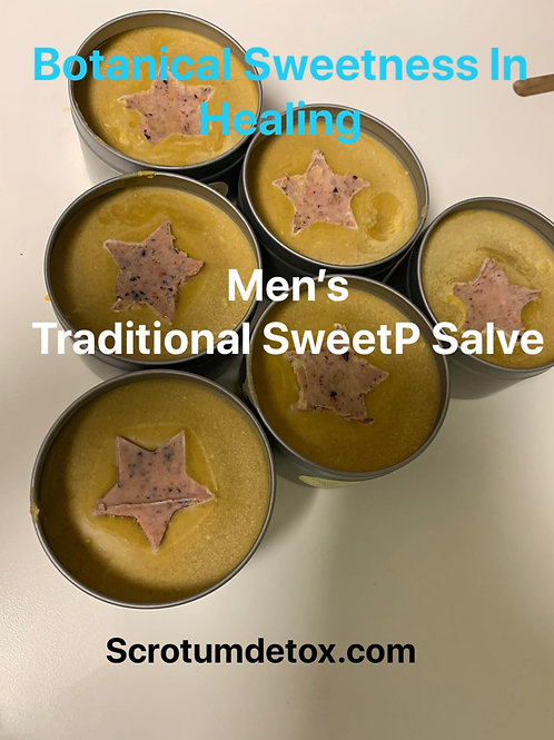 Mens Traditional  Salve and Sweet P Mix