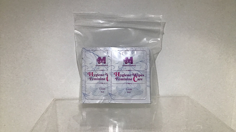 Hygiene wipes feminine care 10 Pack