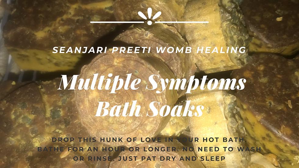 Mens Detoxing Bath Soaks | Sleep Naked | Sulfate Muscle Relax