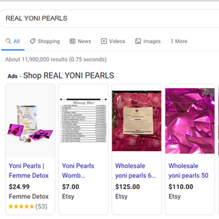 FAKEASSPEARLS FOR REALYONIPEARLS SEARCH.