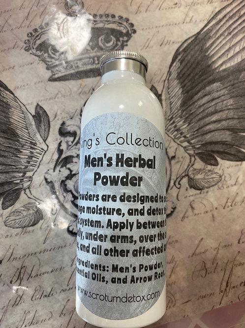 Mens Body Powder