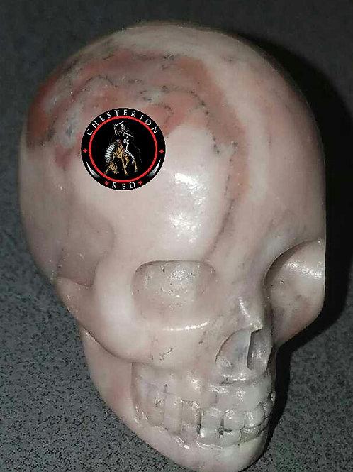 MilkStone Skull