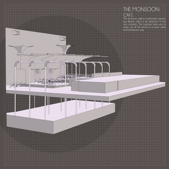 THE MONSOON CAFE