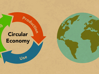 The Circular Economy and The Construction Industry