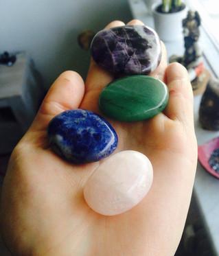 Over de werking van stenen - Algemeen