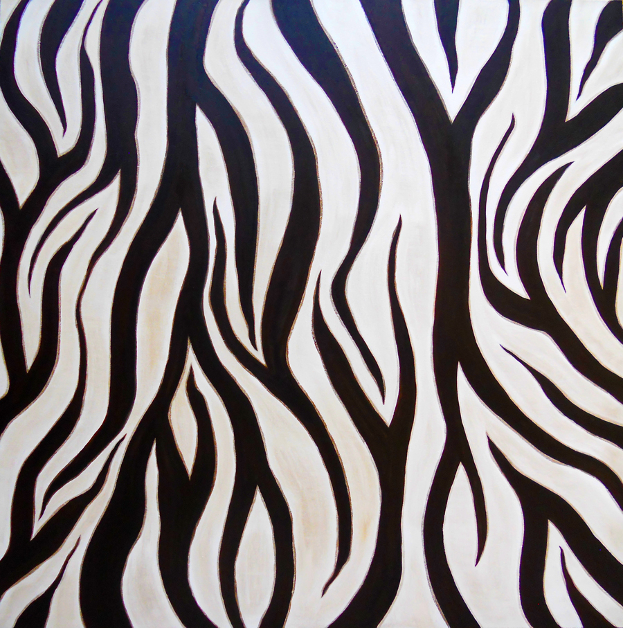 Urban Zebra - SOLD