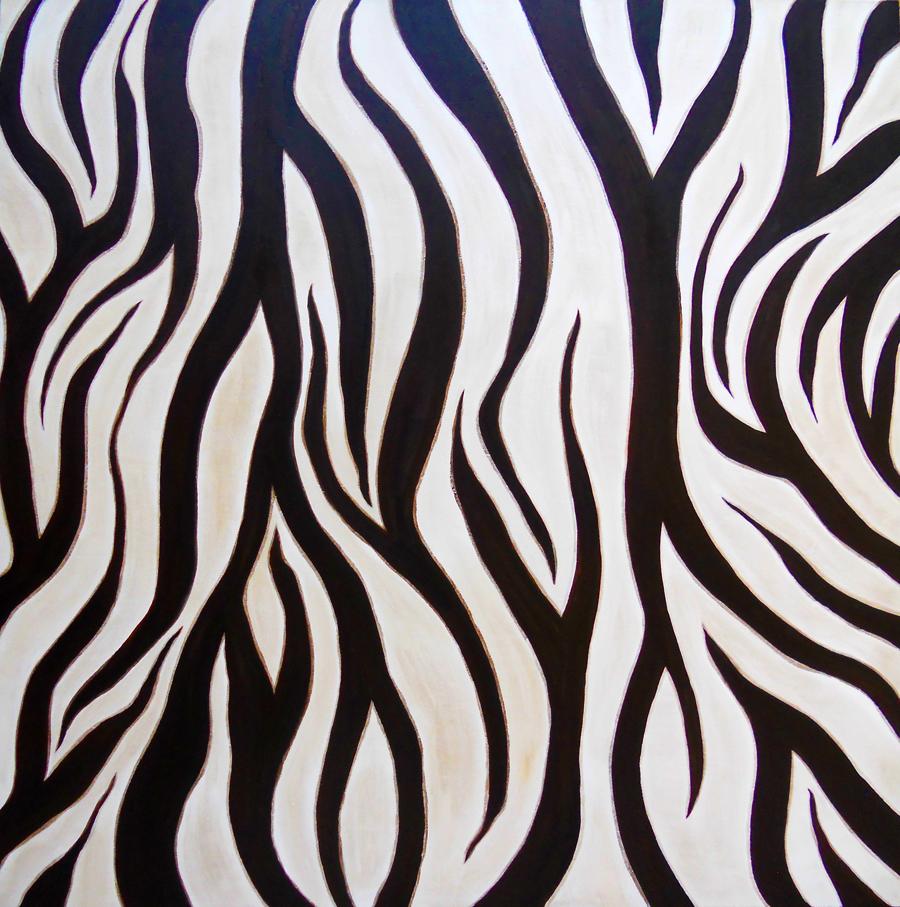 Urban Zebra - SOLD