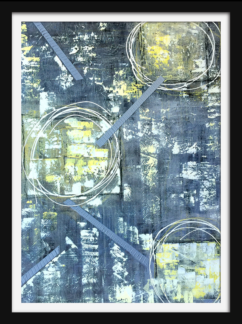 Orbs and Ladders - SOLD