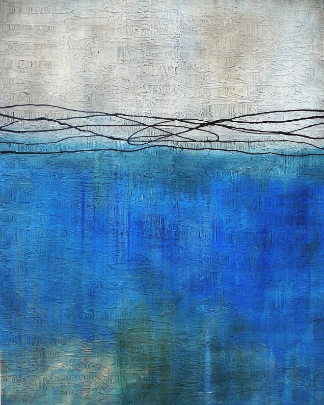 Blue Grotto - SOLD