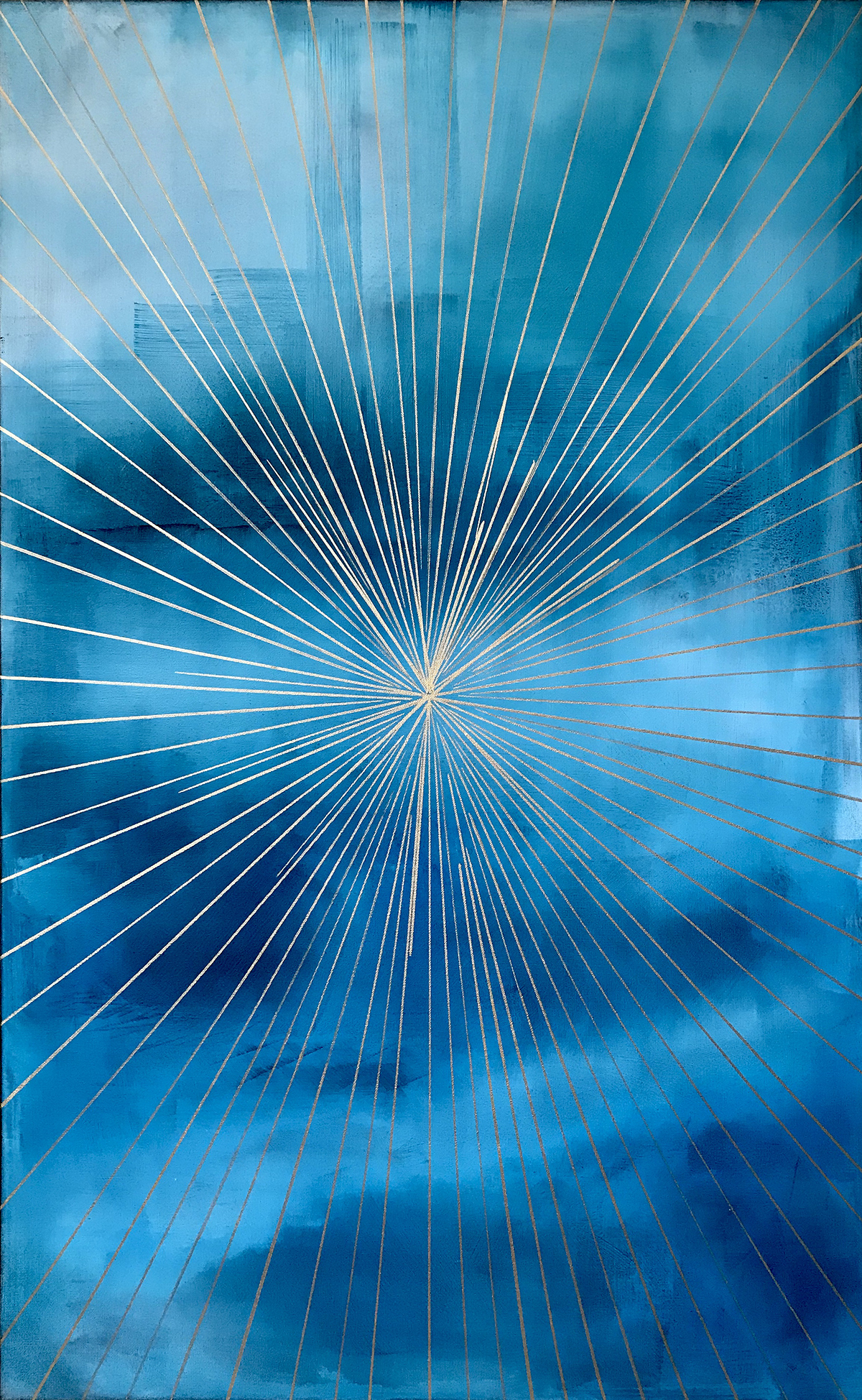 Blue Dream 48x24