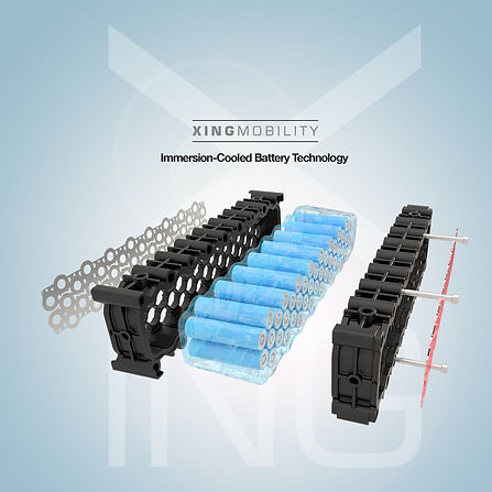 XING Mobility Immersio Battery Technolog