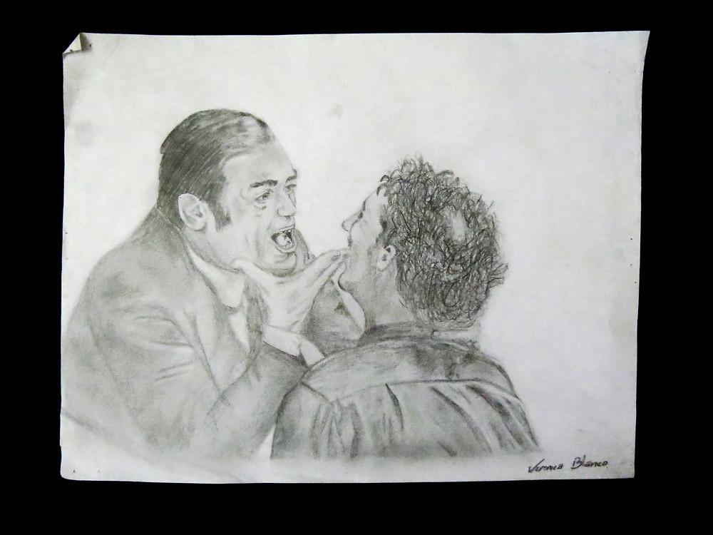 Veronica Blanco High School Artwork