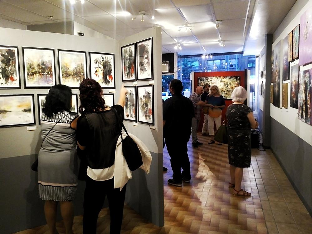 Encounter: Solo Art Exhibition of Moses Salihou