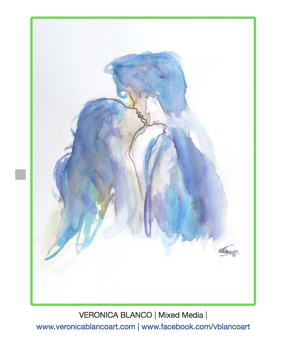 Veronica Blanco Thriving Artist vote