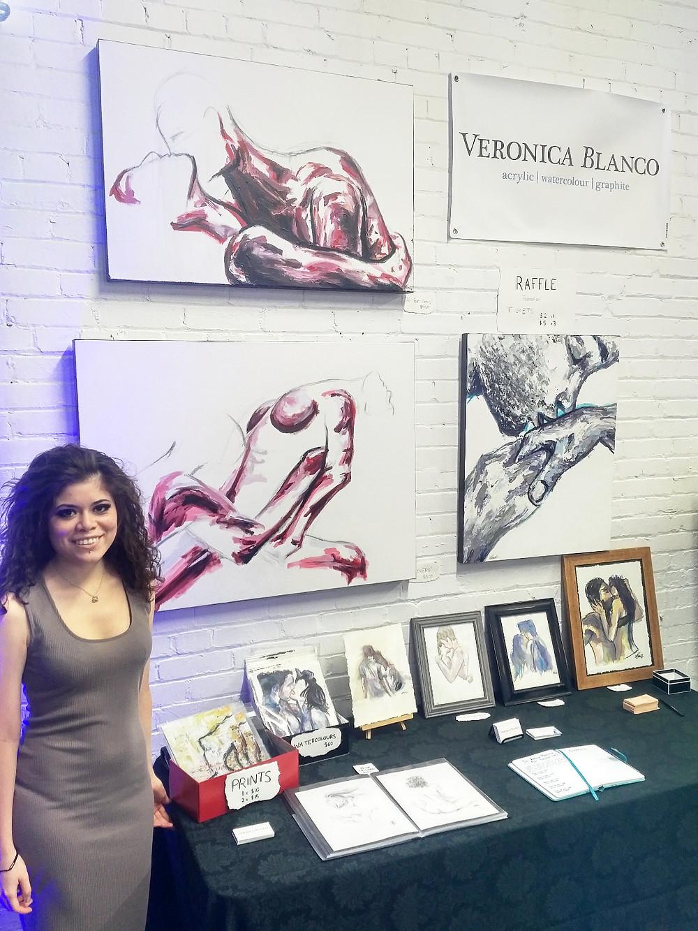 Veronica Blanco at ETA Awards