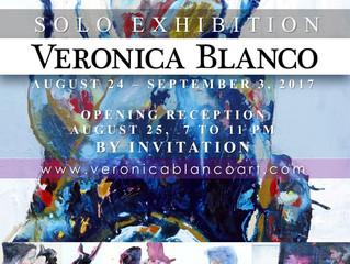 MOMENTS IN LOVE, A VERONICA BLANCO SOLO ART EXHIBITION