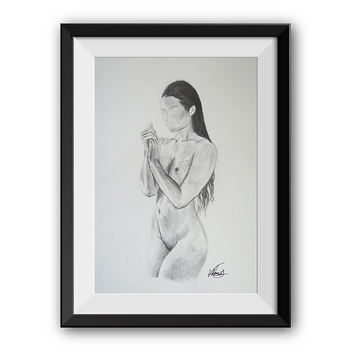 Nude #9 (original)