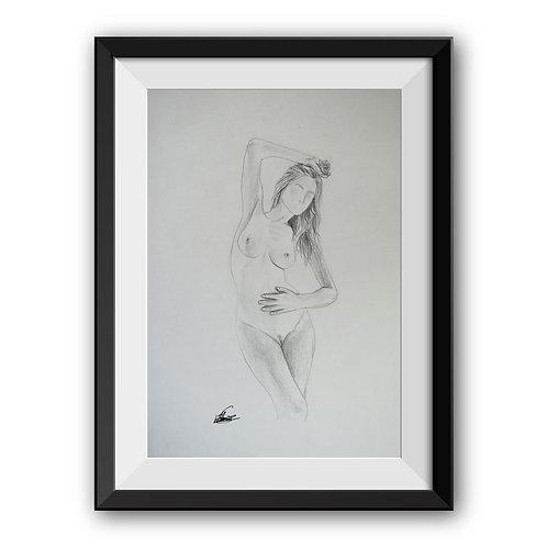Nude #5 (original)