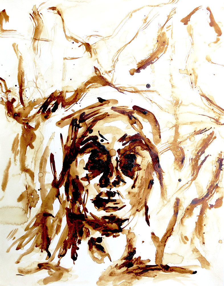 Veronica Blanco Art Coffee Experiment