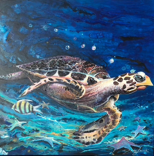 Sea Turtle Mission