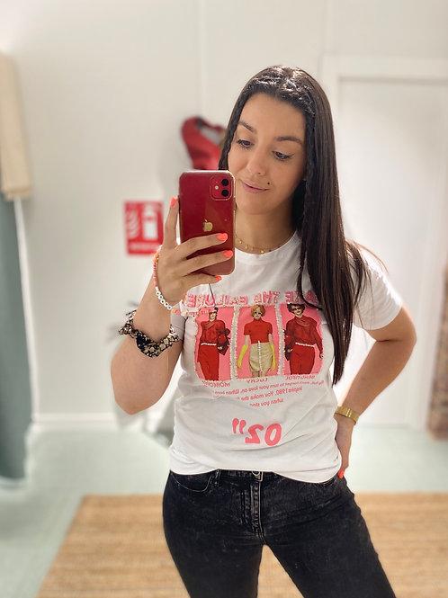 Camiseta joya