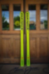 Stockli Skis Laser AX 2019-2020