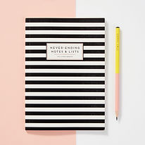 Notes + Lists Notebook